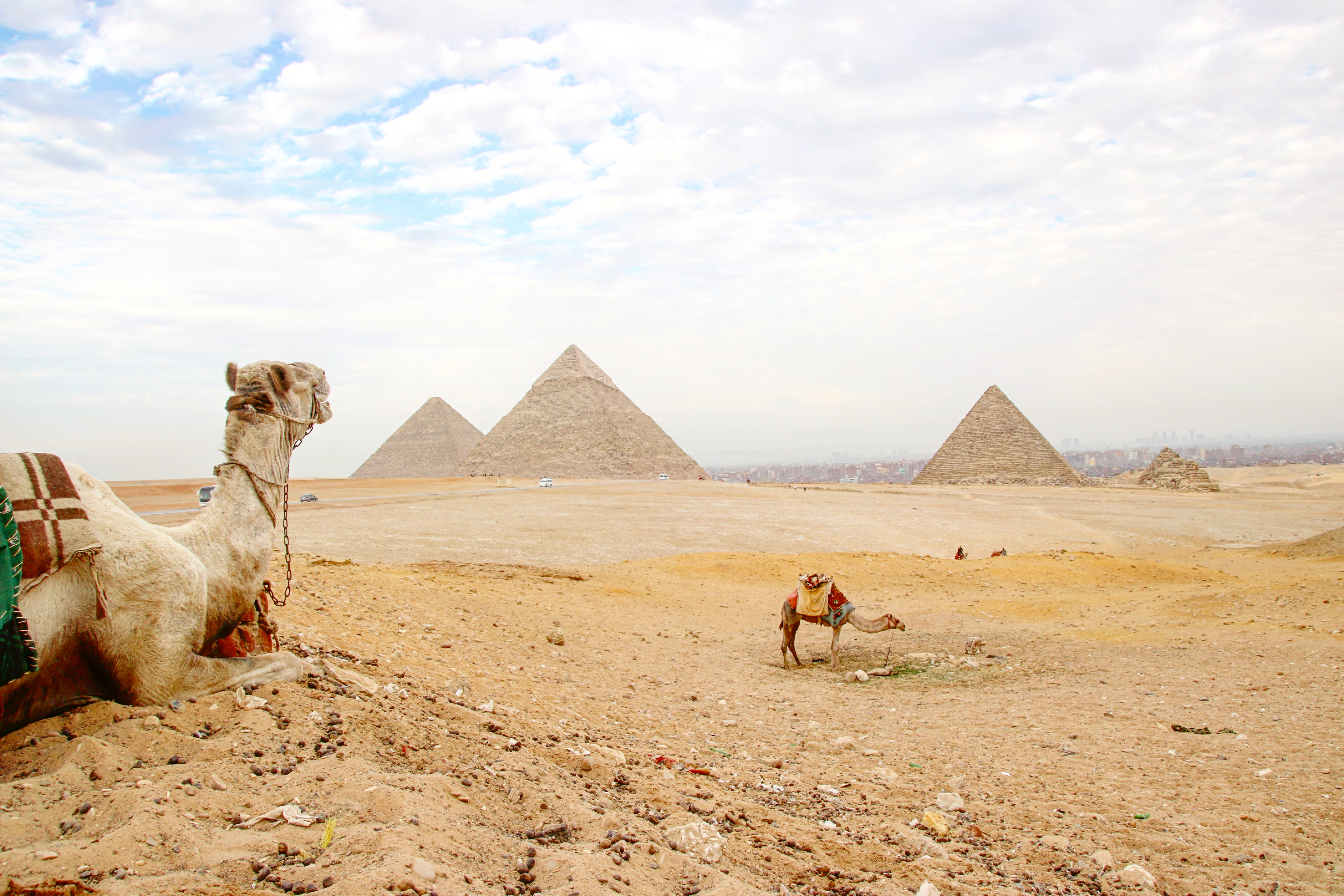 How to spend a day (or more) at the pyramids