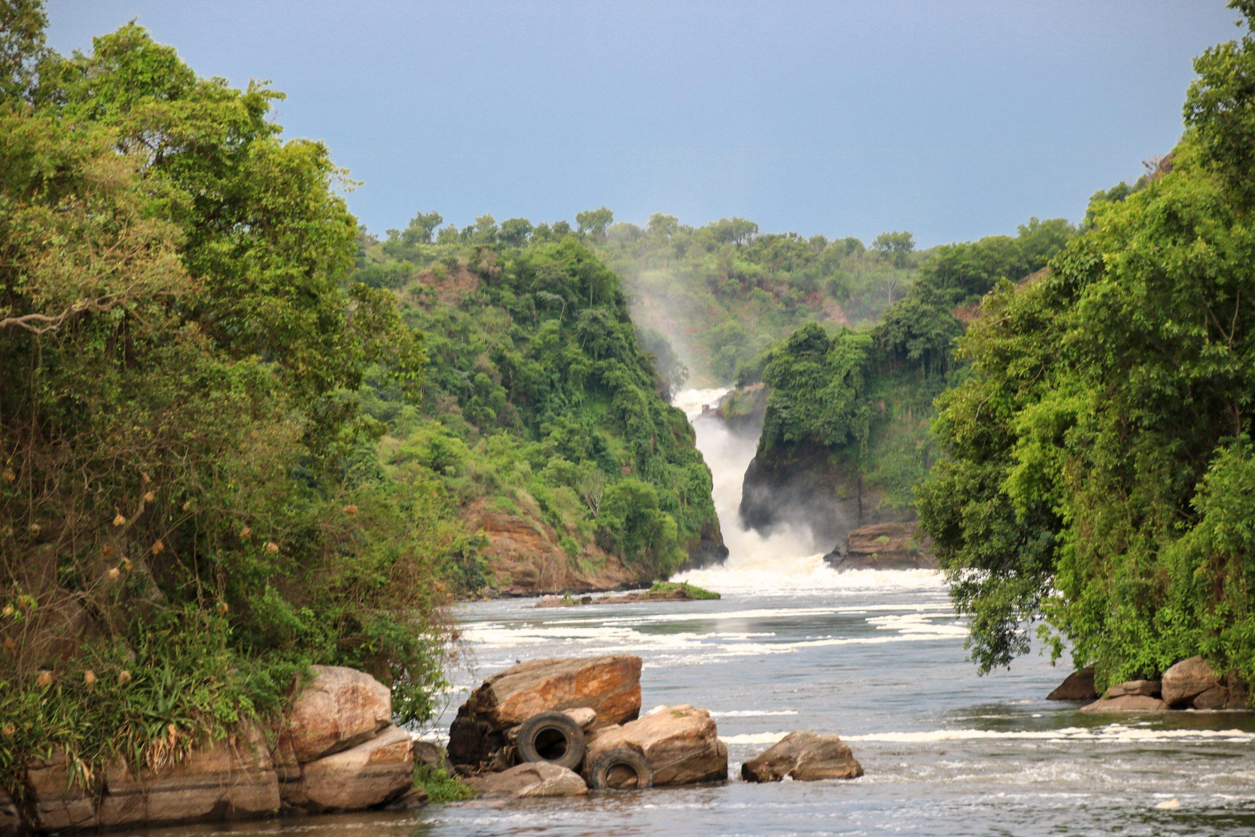 Self-drive safari in Murchison Falls NP