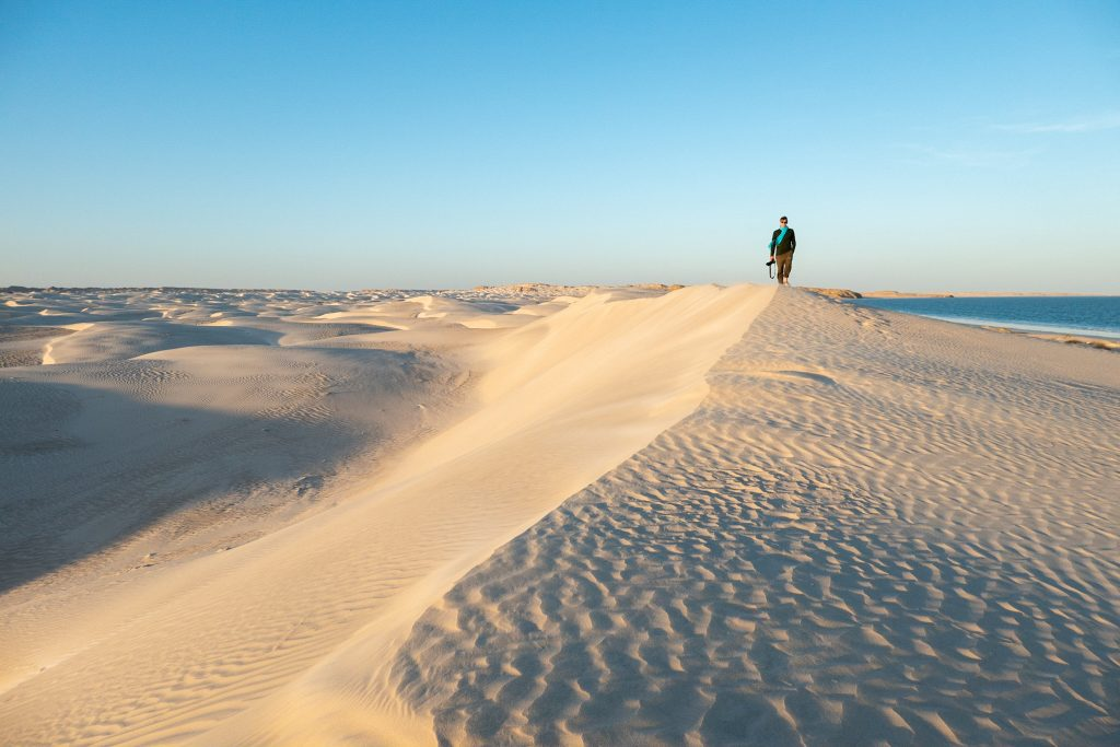 Suikerduinen, Sugar Dunes, Oman