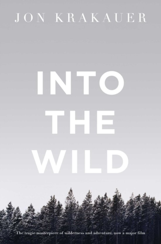 Best Travel Books - Jon Krakauer - Into the Wild