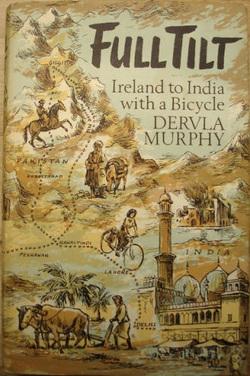 Best Travel Books - Dervla Murphy - Full Tilt