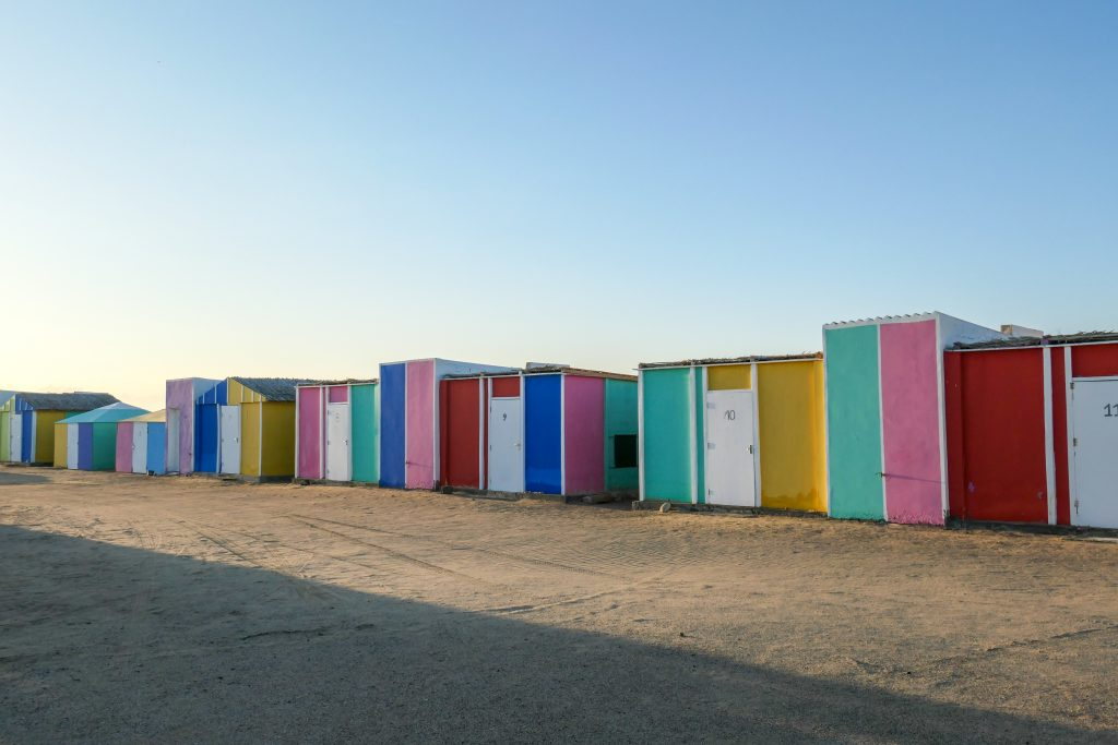 Masirah Beach Camp