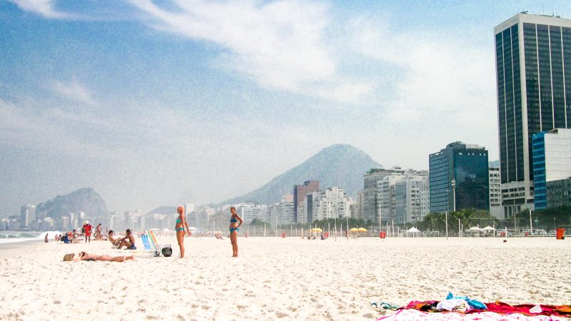 Brazilië – Een week in Rio de Janeiro (2004)