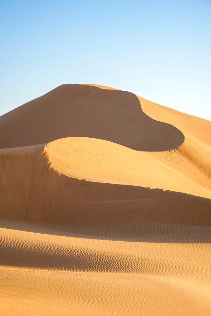 De Rub al Khali - Het Lege Kwartier - The Empty Quarter