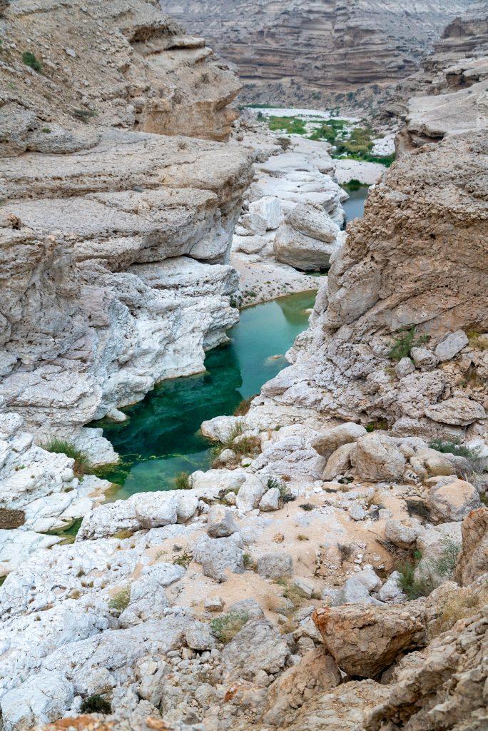 De Rub al Khali - Het Lege Kwartier - Wadi Uyun