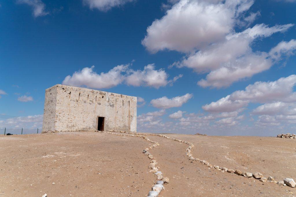 De Rub al Khali - Het Lege Kwartier - fort bij Shisur