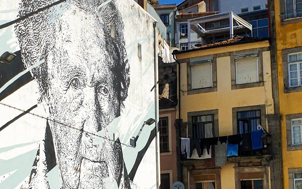 Drie dagen in Porto - Het kunstwerk Mira