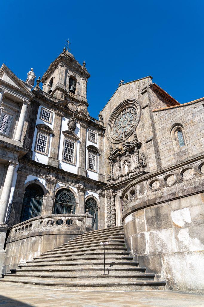 Drie dagen in Porto - Igreja São Francisco