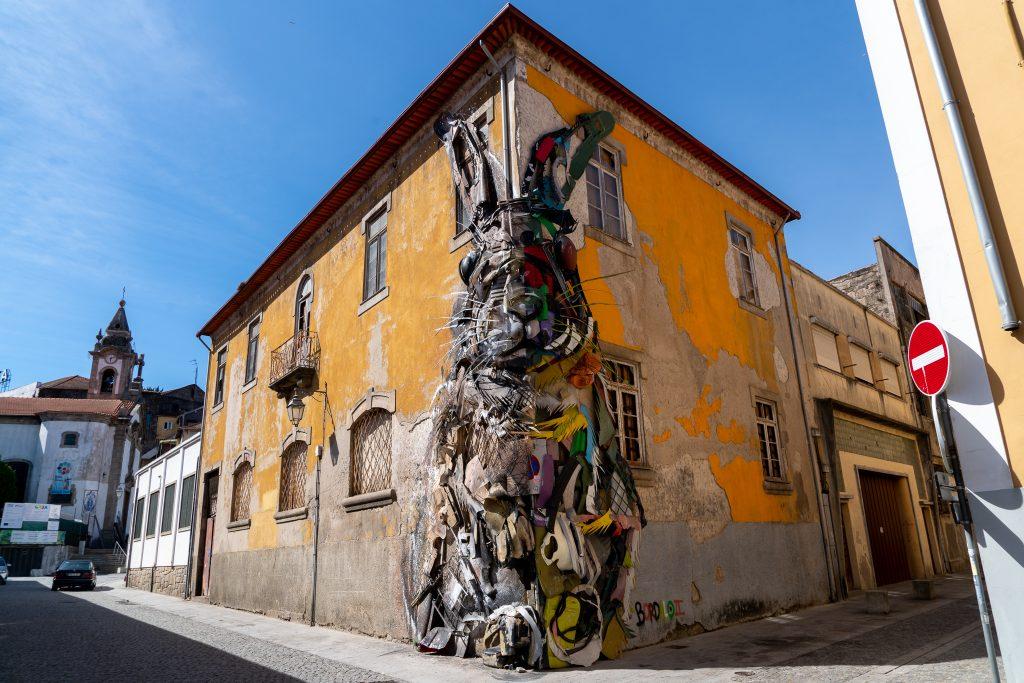 Drie dagen in Porto - Het Halve Konijn door Bordalo II