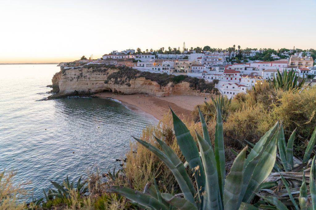 De Algarve vanuit Sagres - Carvoeiro viewpoint