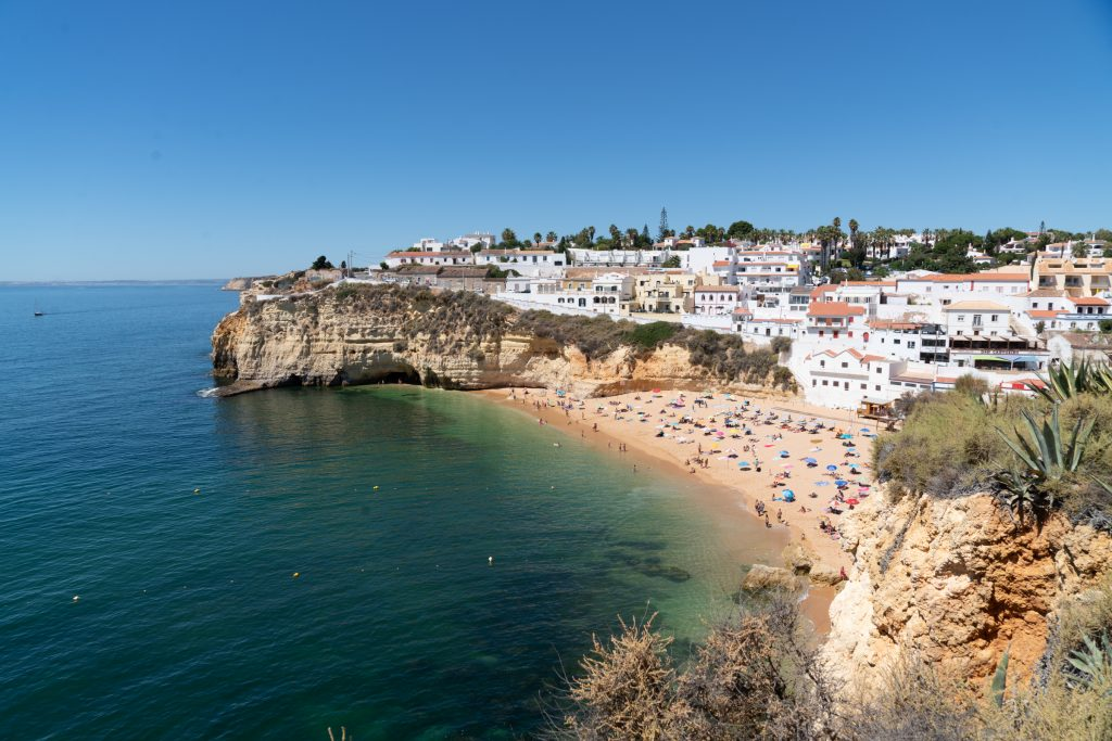 De Algarve vanuit Sagres - Carvoeiro