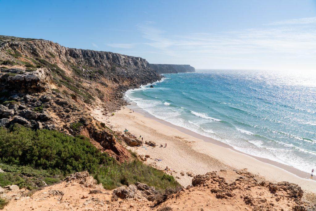 Parque Natural do Sudoeste Alentejano e Costa Vicentina, Portugal