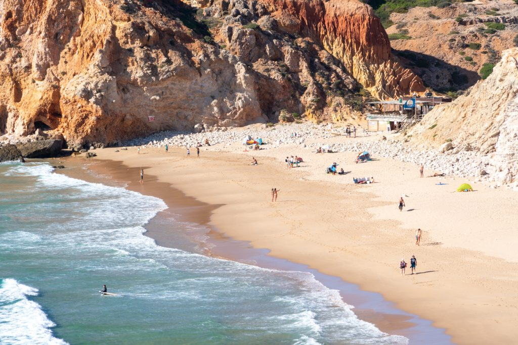 Praia do Tonél, Sagres, Portugal