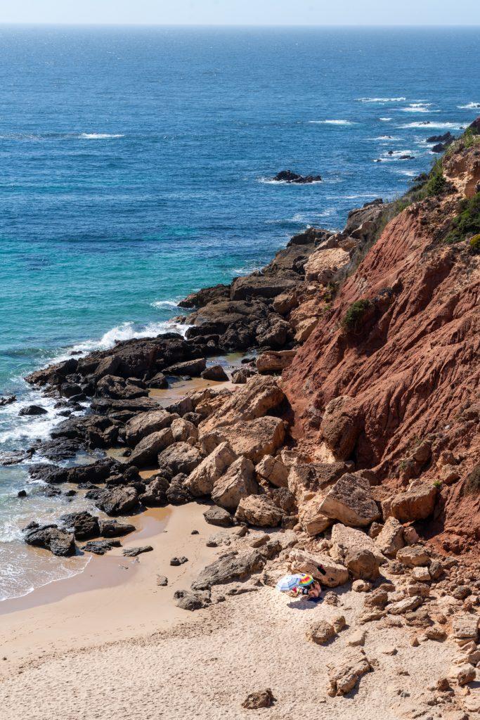 De Algarve vanuit Sagres - Parque Natural do Sudoeste Alentejano e Costa Vicentina